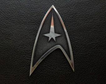 Star trek pin badge