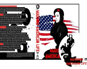 American Life Deluxe Edition DVD - Madonna