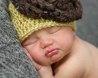 Baby Hat, Toddler Hat, Newborn Hat, Flower Hat, Baby Beanie, Toddler Beanie, Newborn Beanie, Crochet Baby Hat, Multiple Colors Available