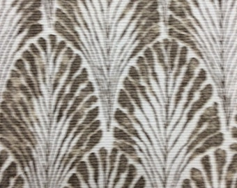 Plume Driftwood Lacefield home decor multipurpose fabric