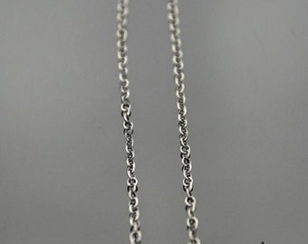 Chain rolo oval 3mm 50cm
