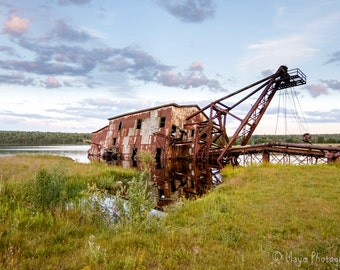 Quincy Sand Dredge Number 2