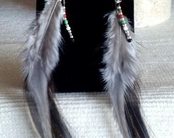 Untamed Spirits. Earrings