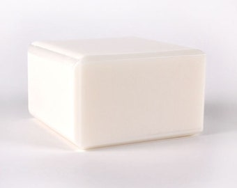 K.I.S.S. WHITE GLYCERIN Soap Bar