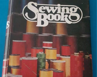 Vintage 1977 Better Homes and Gardens Sewing Book With Helpful Tips and How-To's!