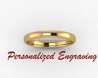 Custom Personalized Engraving