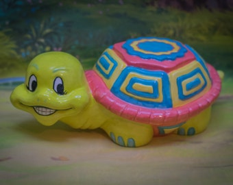 Toothy Turtle