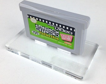 Gameboy Advance Cartridge Display Stand