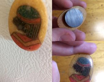 Refurbished Egyptian Magnet #3