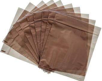 free uk postage Pack of 10 Smaller Shine Rite Anti-tarnish Bags