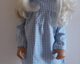 Sasha Doll No. 107 Blonde Gingham - 1970's