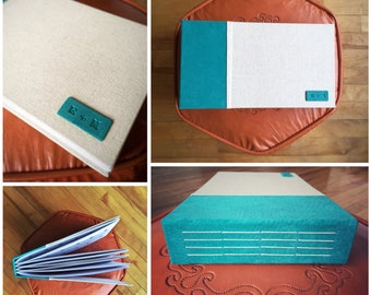 Custom LARGE Instant Photo Album & Guest Book for Weddings and Events, Holds 192 Instant Photos