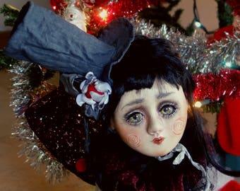 OOAK Art doll ''Marsida ''