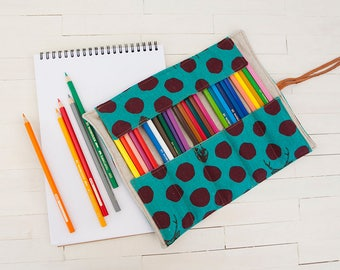 Angela Roll-up Pencil Case  PDF Sewing Pattern (#1310)