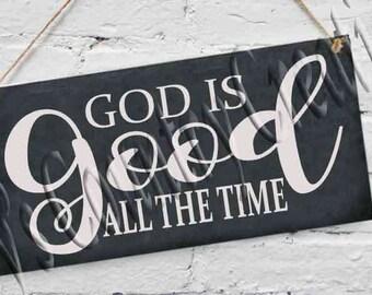 God is Good   SVG, PNG, JPEG