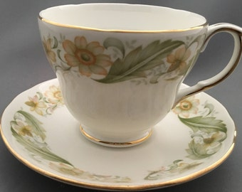 Duchess Greensleeves Breakfast Cup and Saucer