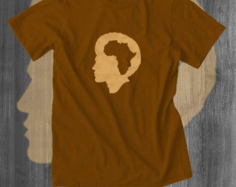 Africa Centered Bro T shirt tops and tees t-shirts t shirts| Free Shipping