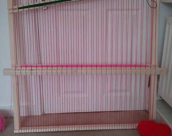 Weaving loom 84cms x 83cms