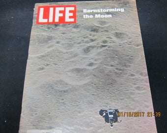 Life Magazine June 6, 1969 - Barnstorming The Moon
