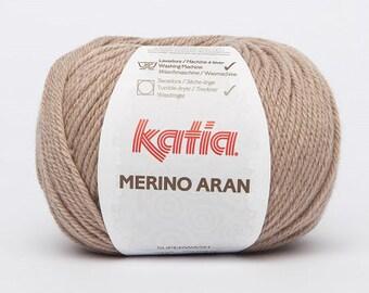 Katia merino wool aran 74