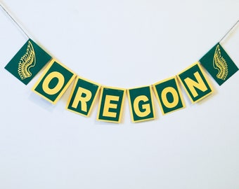 University of Oregon Garland