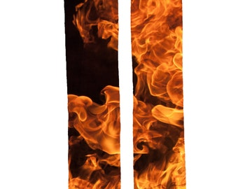 Hot Fire Unique Socks Gift Stocking Stuffer