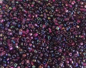 Bijou de grammes de semences perle Mix 15 ton 10/0