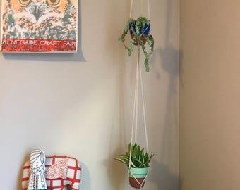 Adjustable Plant Hanger - Double
