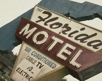 Florida Motel Sign, Pictures of Motel Signs, Florida Motel, Bedroom Decor