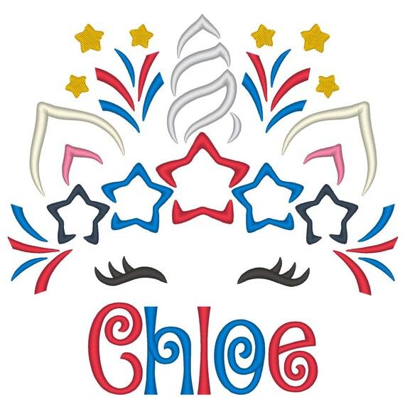 SAMPLE SALE, Patriotic Unicorn - Girls 4th of July Shirt - Girls Unicorn Shirt - Kids Patriotic Shirt - Independence Day Shirt