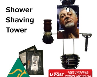 CROCHEAD™ Shower Shave Tower®