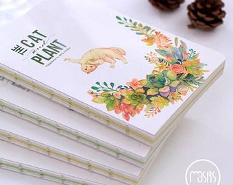 The Cat & Plant Notebooks