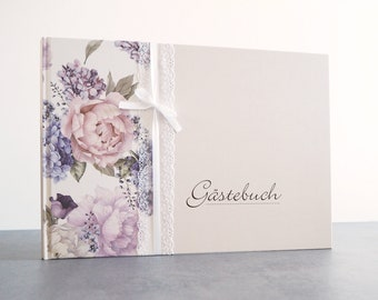 Guestbook-Flowers (with questions)