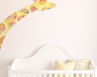 Giraffe Removable Wall Sticker