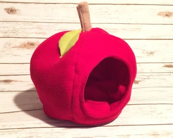 Hedgehog Bed | Guinea Pig Bed |  Small Animal Bed | Hedgehog House | Pet Bed | Guinea Pig House | Cuddle Cup | Rat Bed| Made in two Size's