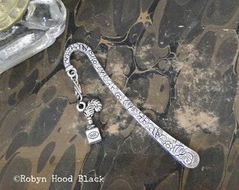 Inkwell and Plume Mini Bookmark