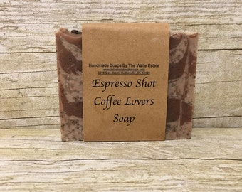 Espresso Shot Lovers Soap