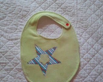bavoir bebe naissance a 6 mois