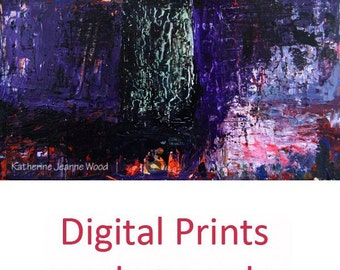 Red Flower Digital Print. Still Life Floral Art Painting Print. Home Office Wall Decor. Apartment Wall Decor. Flower Art Prints. 36