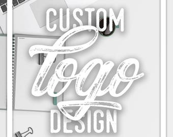 Custom Logo Design (Includes Unlimited Revisions)