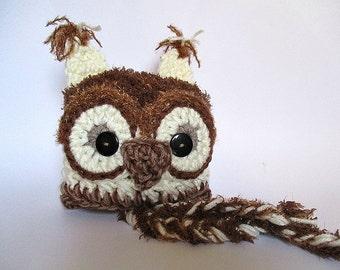 owl hat, halloween hat, Owl crochet hat, handmade hat owl, animal hat, Photo Prop, winter hat, knitting hat, baby hat, newborn hat