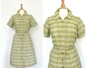 Vintage 60s Dress - swing...