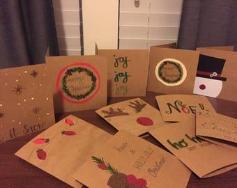 handmade, greeting cards, cards