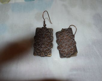 Small Dangle Earrings