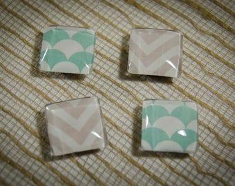 4 Custom Magnets