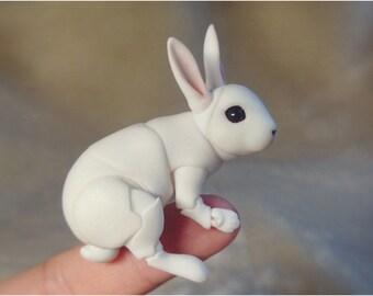 BJD Bunny doll