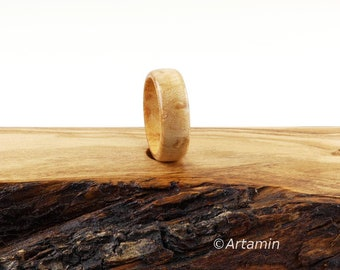 Maple Ring in a wink
