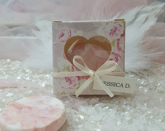 Handmade Chocolate Wedding Favours/Place Cards