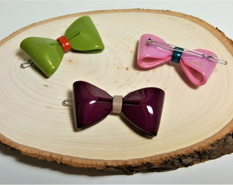Girls Hair Bow Clip Pin | Hair Clips | Hair clips for girls | Toddler hair accessories | Hair Accessories | Bow Clip pins