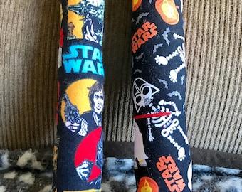 """Star Wars Cat Toy, 13"""" Star Wars Kitty Kicker Catnip Toys, Kitty Kick Stick Toys, Cat Catnip Kickers Toys, Cat Toys, Cat Kick Stick Toy,"""